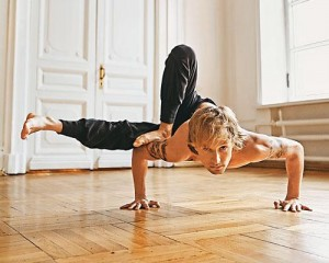 мужчины йоги фото